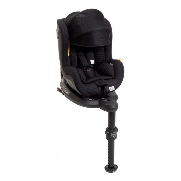 AUTOSEGGIOLINO SEAT2FIT ISIZE AIR BLACK - 18CC21AUSEAIBL - Img 1