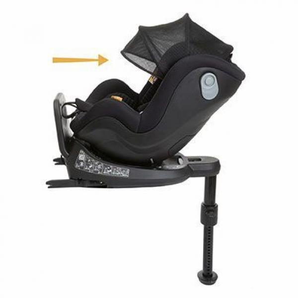 AUTOSEGGIOLINO SEAT2FIT ISIZE AIR INDIA INK - 18CC21AUSEAIIN - Img 2