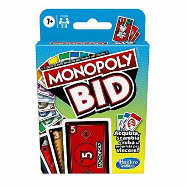 MONOPOLY BID - HASF1699456 - Img 1