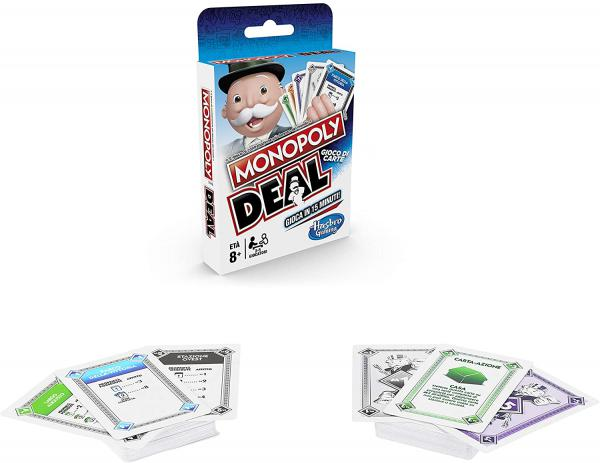 MONOPOLY DEAL - HASE3113 - Img 1