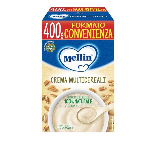 CREMA MULTICEREALI 400GR - MEL159762 - Img 1