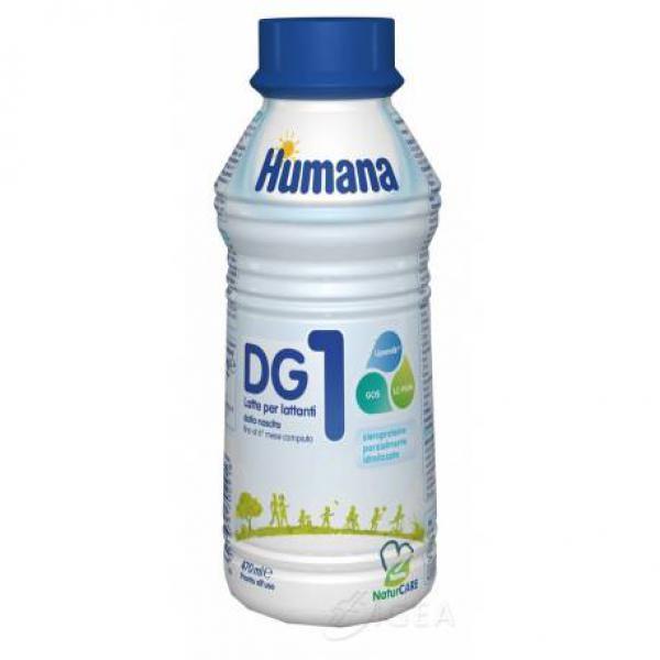 LATTE HUMANA DG1 470ML - HU70291 - Img 1