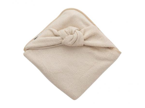Bamboom - Asciugamano neonato con cappuccio Terry XL -  Pink Powd - BAM2010011 - Img 1