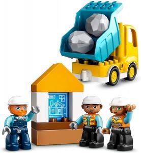 Cantiere di demolizione - LEGO10932 - Img 3