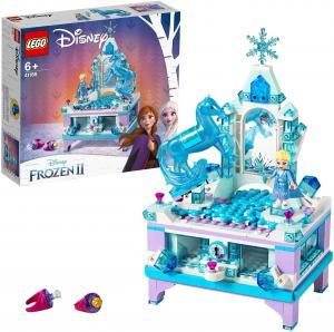 FROZEN 2 - IL PORTAGIOIELLI DI ELSA - LEGO41168 - Img 3