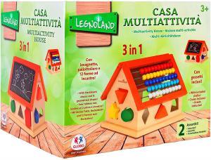 CASETTA IN LEGNO - GLO37878 - Img 2