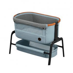 Culla Co-Sleeping Iora Essential Grey  - 15BC9CUIO60 - Img 1