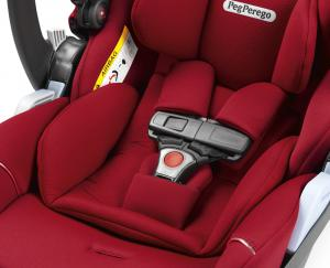 AUTOSEGGIOLINO PRIMO VIAGGIO LOUNGE RED SHINE - 20PEAUPRLODX09 - Img 3