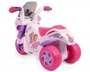 MOTO ELETTRICA FLOWER PRINCESS - PEGIGED0923 - Img 3