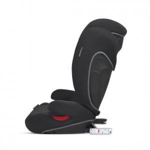 SEGGIOLINO AUTO SOLUTION B2 - FIX + LUX - VOLCANO BLACK  - 21CYAU521001039 - Img 3