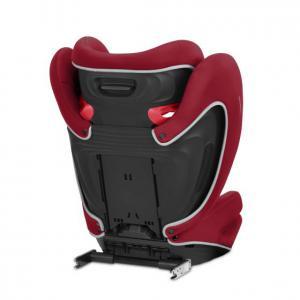 SEGGIOLINO AUTO SOLUTION B2 - FIX + LUX - DYNAMIC RED  - 21CYAU521001043 - Img 3