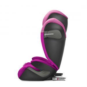 AUTOSEGGIOLINO SOLUTION S2 I-FIX Magnolia Pink-purple - 21CYAU521003102 - Img 4